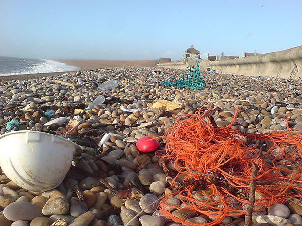 International Marine Litter Research Unit impact