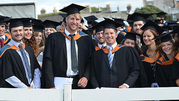 MSc Environmental Consultancy graduates
