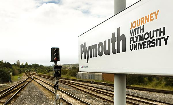 Plymouth railway station
