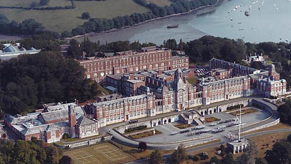 Brittania Royal Naval College, Dartmouth