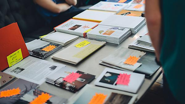 Book Festival: Artists' Book Fair