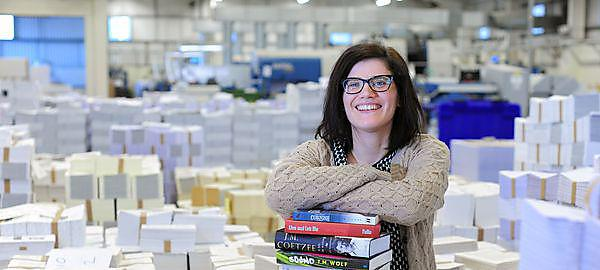 Plymouth graduate helps Cornish book business start the next chapter