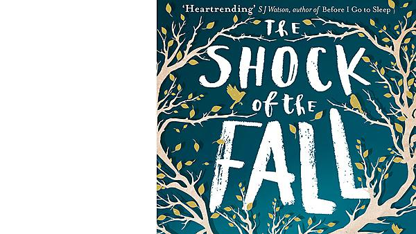 The Shock of the Fall cover, Nathan Filer