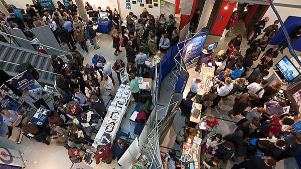 Freshers Fair for international students