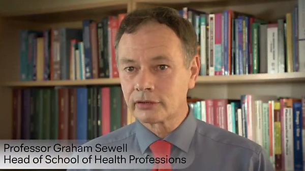 Professor Graham Sewell, Head of School