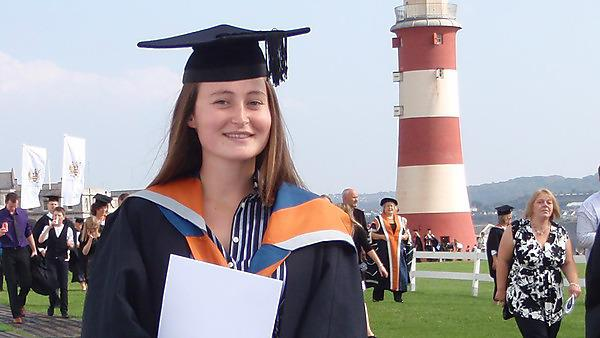 Clare Sherratt - graduate profile