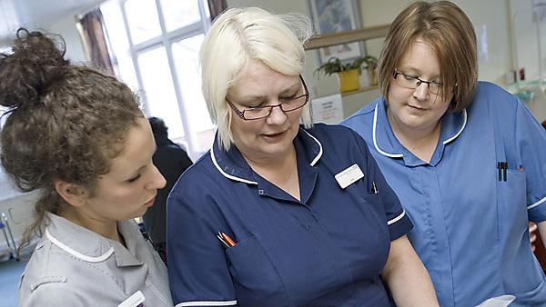 Award for commitment to equality in health professions