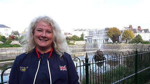 Nursing student to compete in Invictus Games