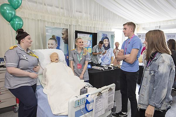 Hundreds inspired at University Health Showcase