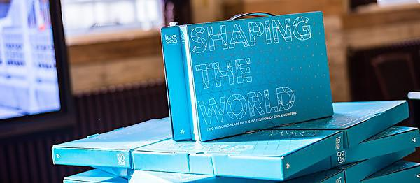 <p>Shaping the World</p>