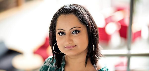 <p>Dr Tina Joshi</p>