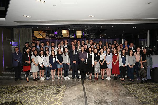 <p>Hong Kong alumni event 2018<br></p>