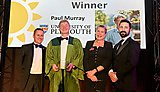 University of Plymouth academic named 'Sustainability Champion'