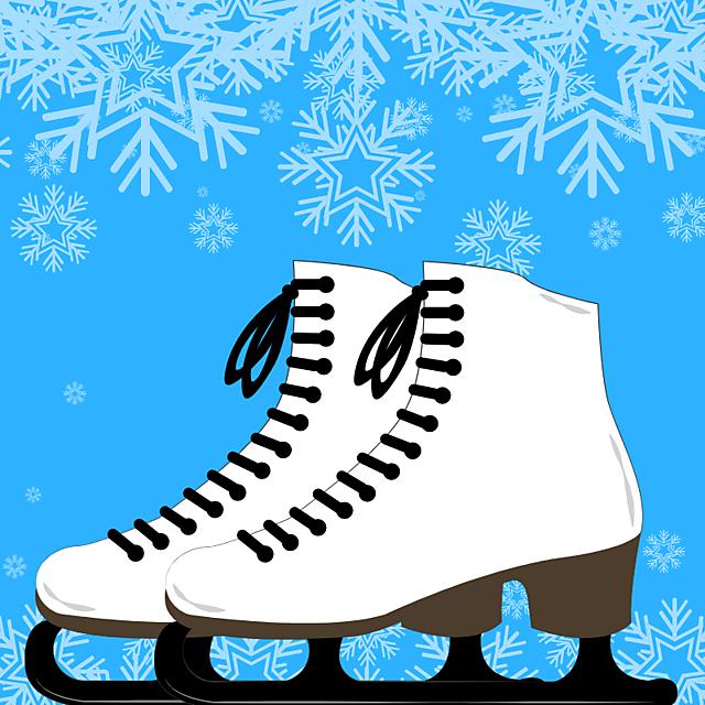 <p>Ice skating</p>
