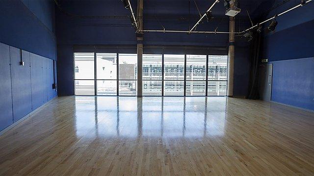 <p>Roland Levinsky Building room 307</p>