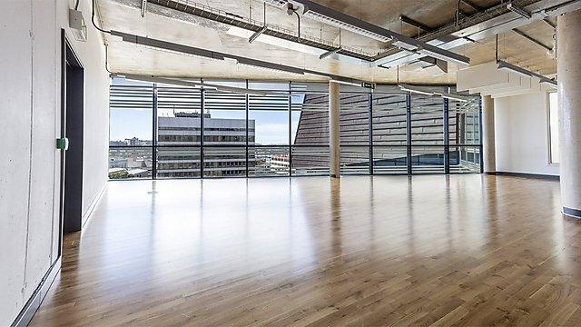 <p>Roland Levinsky Building room 306</p>
