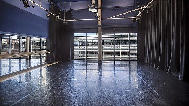 <p>Roland Levinsky Building room 308</p>