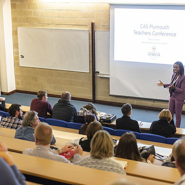 <p>Computing At School 2018 Regional Conference<br></p>