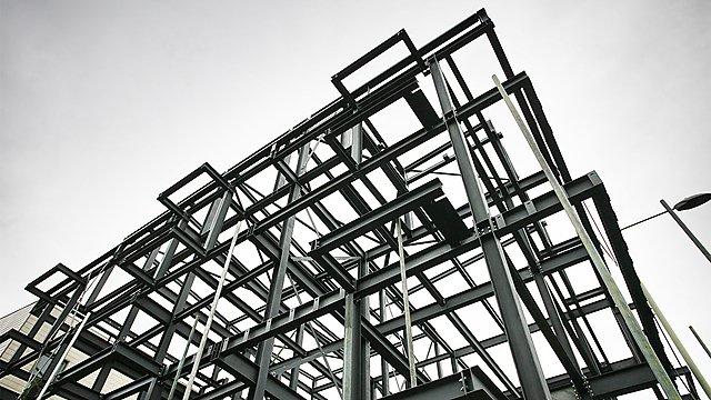 <p>Construction building</p>