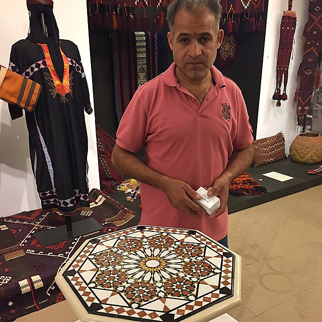 <p>Syrian Artisan Entrepreneurship Project<br></p>