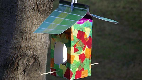 <p>Bird House</p>