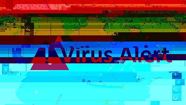<p>Maritime cyber virus alert</p>