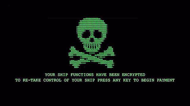 <p>Virus alert</p>