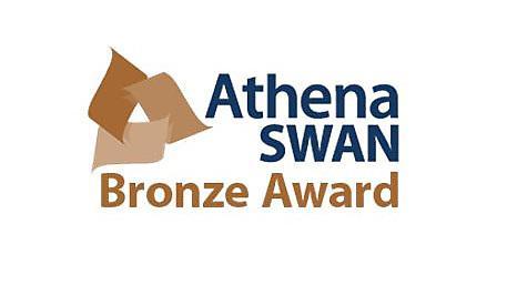 <p>Athena SWAN bronze award</p>