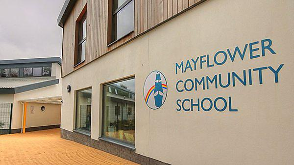 <p>Mayflower</p>