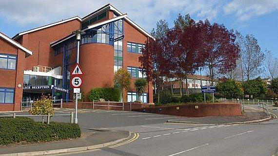 <p>Ivybridge Community College</p>