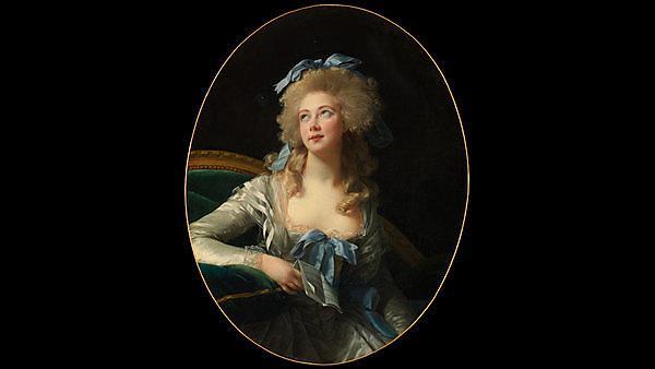 <p>Élisabeth Vigée Le Brun, Portrait of Madame Grand, 1783. By courtesy of the Metropolitan Museum of Art, New York.<br></p>