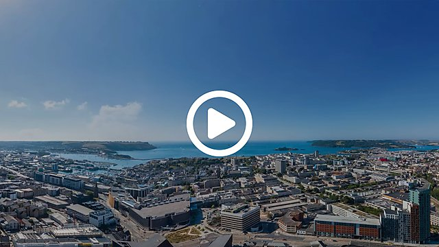 <p>Plymouth aerial 360 video thumbnail</p>