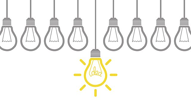 <p>Lightbulb idea Getty</p>