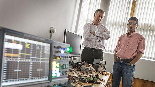 New investment powers solar start-up company at the University of Plymouth