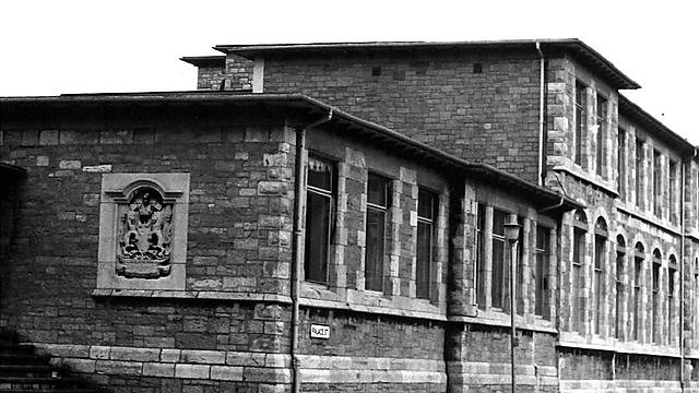 <p>Plymouth Polytechnic - 1969</p>