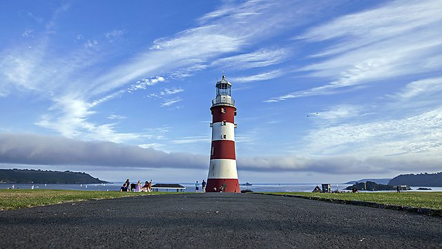 <p>Plymouth Hoe</p>