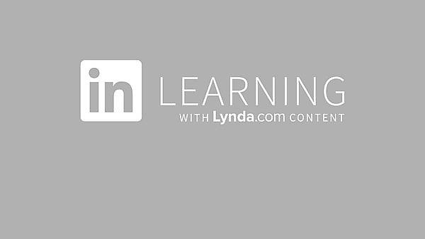 <p>LinkedIn Learning logo</p>