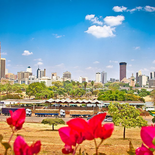<p>Nairobi (Getty Images)</p>