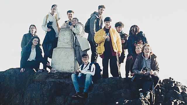 <p>Freya Kay group photo</p>