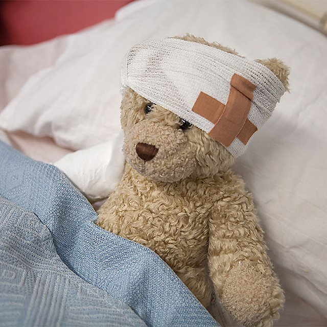 <p>Teddy Bear Hospital 640</p>