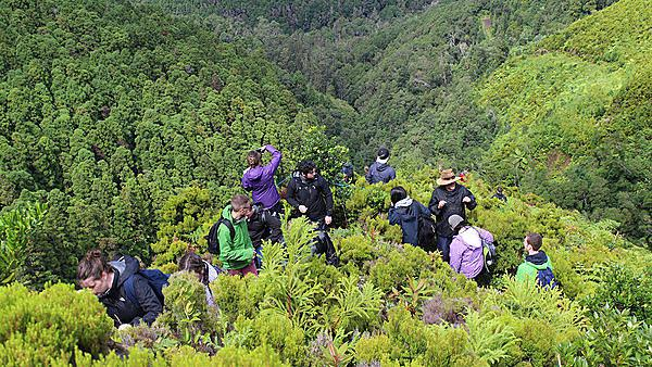 <p>BSc (Hons) Biological Sciences field trip - Azores<br></p>