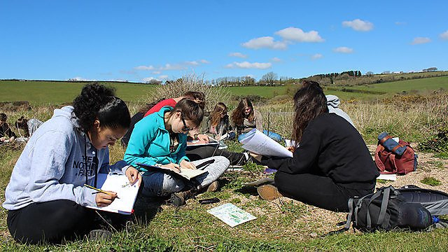 <p>BSc (Hons) Biological Sciences - Slapton Ley field trip<br></p>