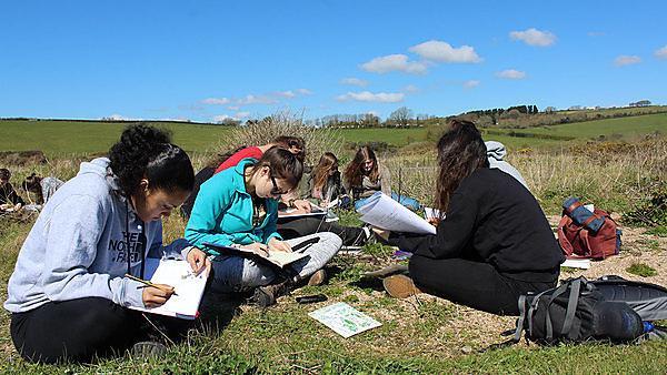 <p>BSc (Hons) Biological Sciences - Slapton Ley field trip<br></p>