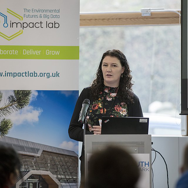 <p>Sarah Fear, Impact Lab Project Manager</p>