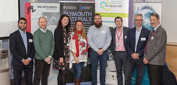 Event shows how £6.4m project can have positive impact for businesses