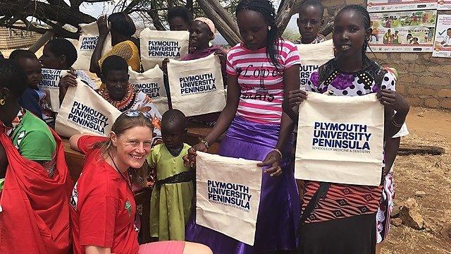 <p>Alice Inman, Programme Lead in Kenya</p>