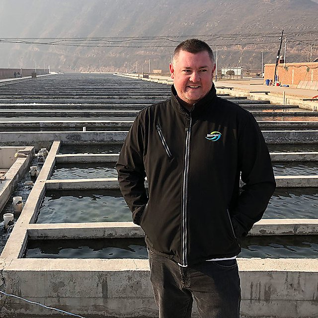 <p>Daniel Gilbert, MSc Sustainable Aquaculture Systems</p>