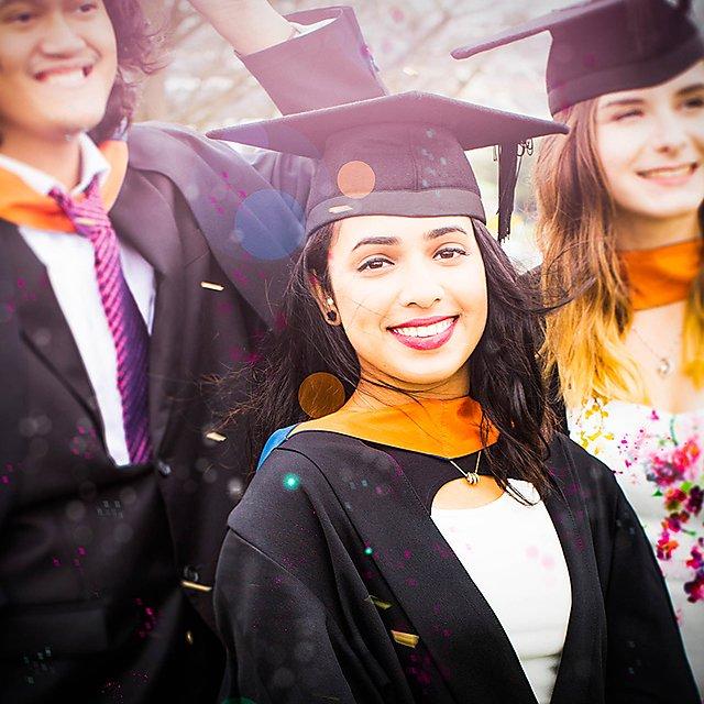 <p>Ankitha graduation</p>