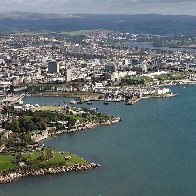 <p>Plymouth landscape</p>
