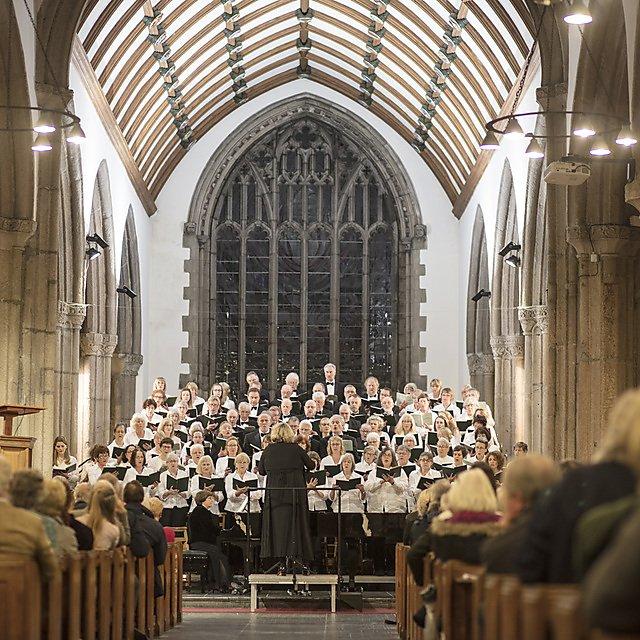 <p>University of Plymouth Choral society</p>
